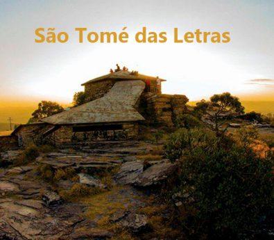 São Tomé das Letras - Música Silvio Brito